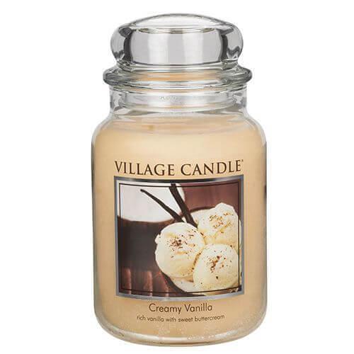 Village Candle Creamy Vanilla 645g