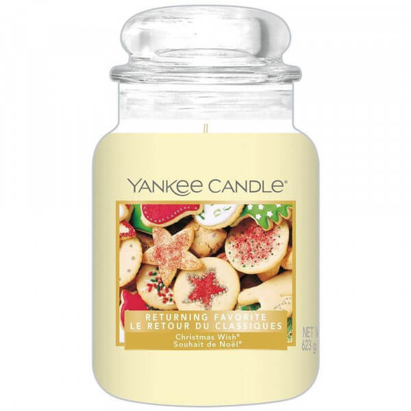Yankee Candle - Christmas Wish 623g