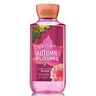 Bright Autumn Blooms Duschgel 295ml