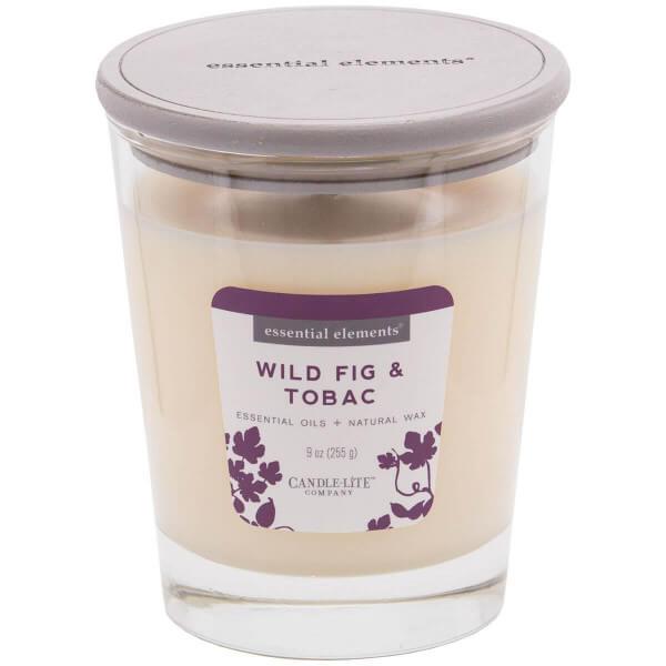 Wild Fig & Tobac 255g von Candle-Lite
