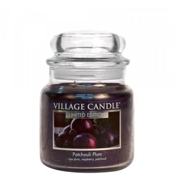 Patchouli Plum 411g Village Candle