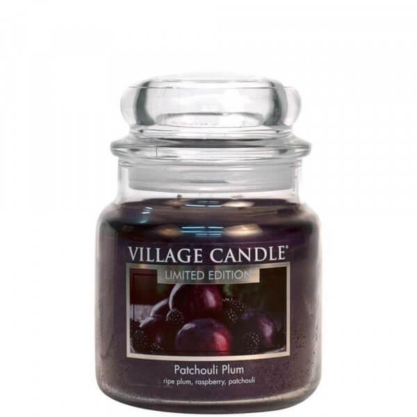 Patchouli Plum 411g Village Candle