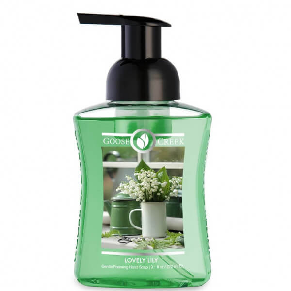 Schaumseife - Lovely Lily - 270ml Goose Creek Candle