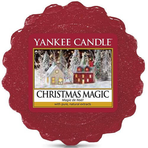 Christmas Magic 22g - Yankee Candle