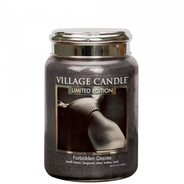 Village Candle Forbidden Desires Lifestyle