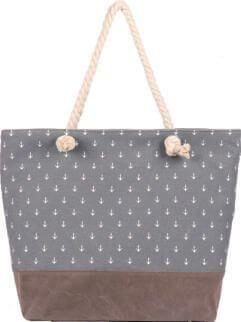 Shopping-Tasche 003 (Grey)