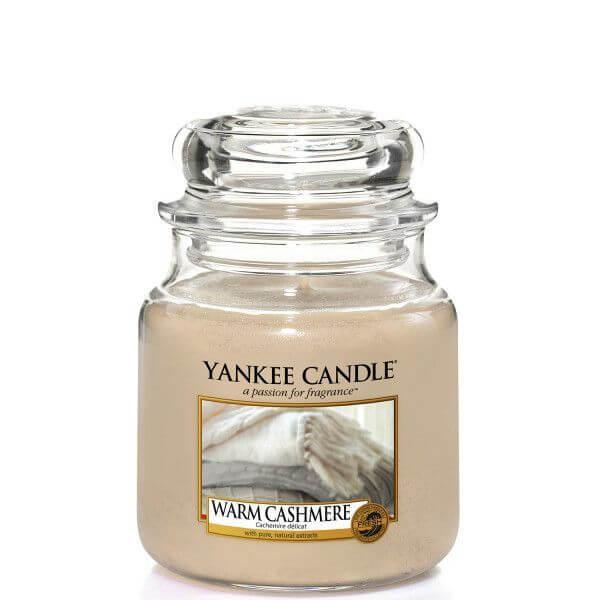 Warm Cashmere 411g - Yankee Candle