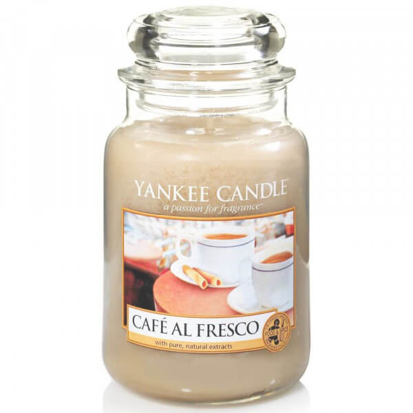 Yankee Candle - Cafe Al Fresco 623g EU Version