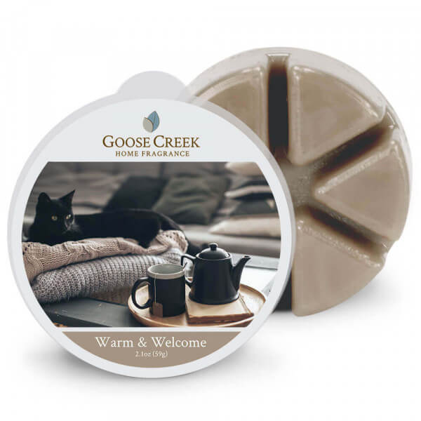 Warm & Welcome 59g von Goose Creek Candle