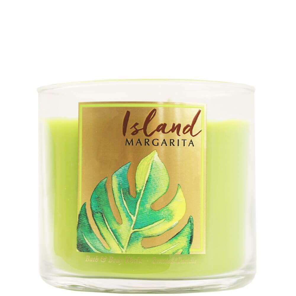 bath body works island margarita 411g candle dream. Black Bedroom Furniture Sets. Home Design Ideas