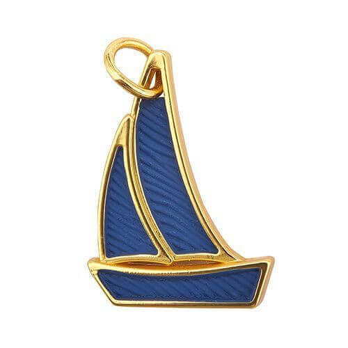 Yankee Candle Motiv-Anhänger - Segelboot