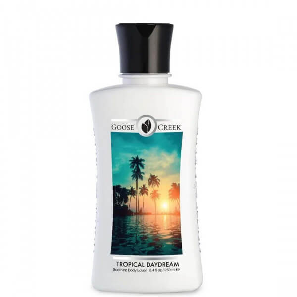 Body Lotion - Tropical Daydream - 250ml Goose Creek Candle
