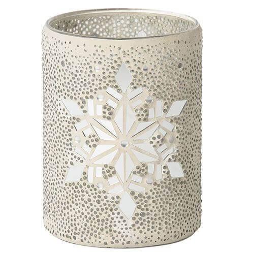Yankee Candle - Twinkling Snowflake Jar Kerzenhalter