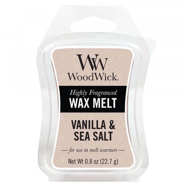 Vanilla & Sea Salt Wax Melt 22,7g von Woodwick