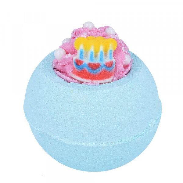 Happy Bath-Day Bath Blaster 160g von Bomb Cosmetics