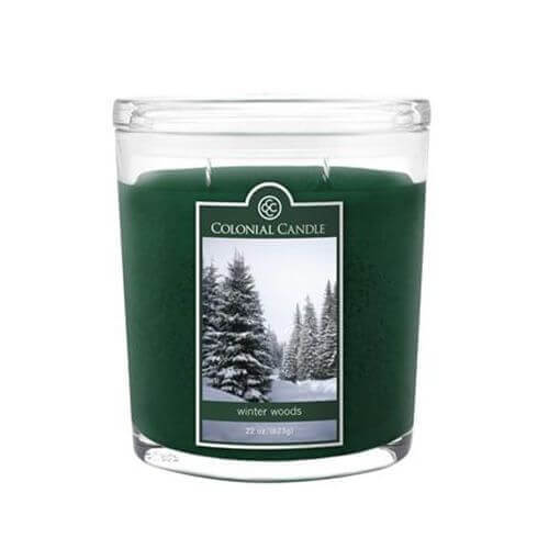 Colonial Candle Winter Woods 226g