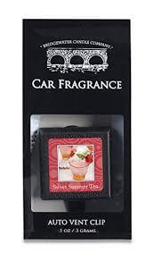 Sweet Summer Tea Car Freshener