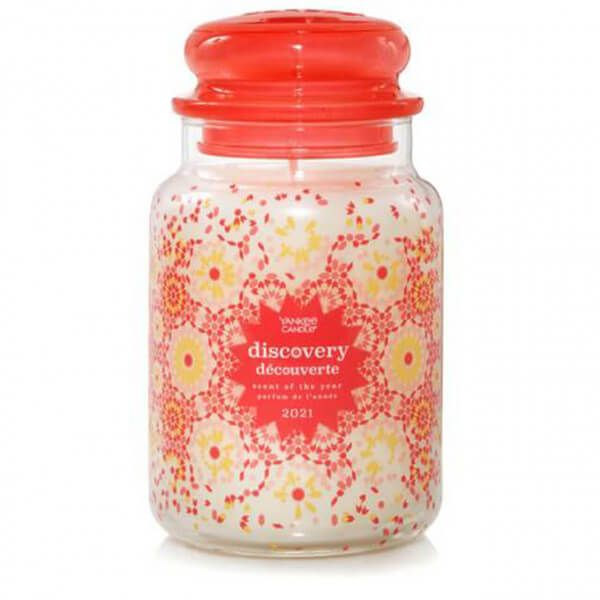 Yankee Candle Discovery Duft des Jahres 2021 623g