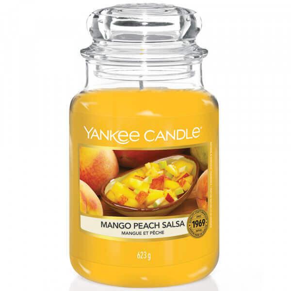Yankee Candle Mango Peach Salsa 623g