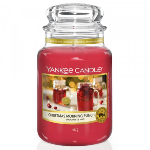 Christmas Morning Punch 623g von Yankee Candle