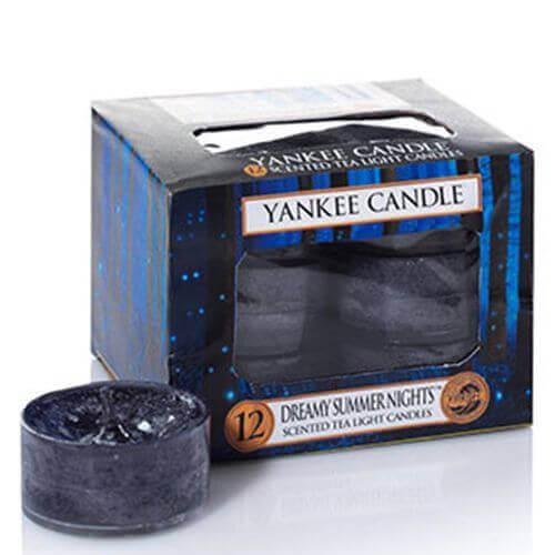 Yankee Candle Dreamy Summer Nights 12St Teelichte
