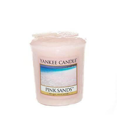 Yankee Candle Sampler - Votivkerze Pink Sands