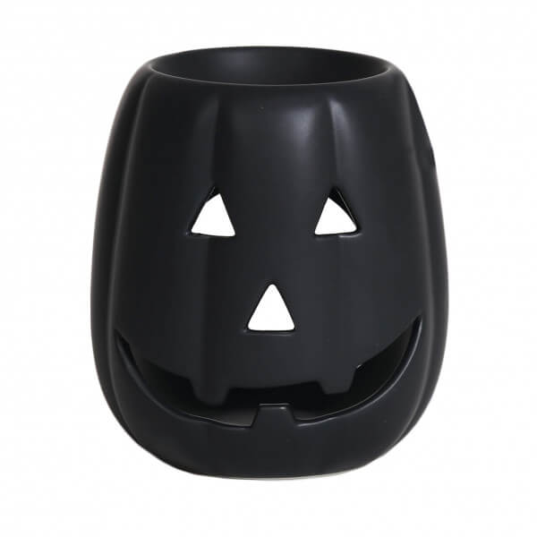 Duftlampe Pumpkin black 10cm