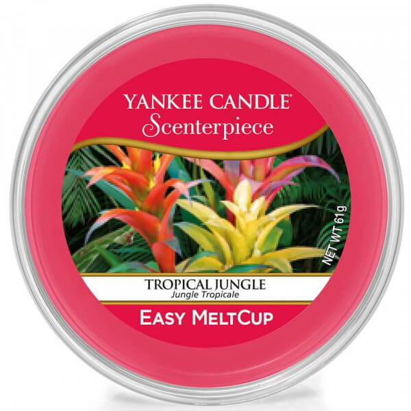 Tropical Jungle Easy MeltCup 61g - Yankee Candle