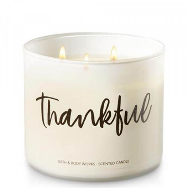 Bath & Body Works - Thankful - Sweet Cinnamon Pumpkin 411g