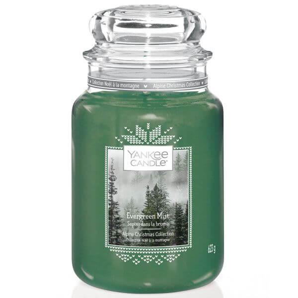 Evergreen Mist 623g von Yankee Candle