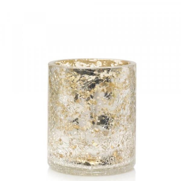 Kensington Votivkerzenhalter Silberpatina - von Yankee Candle