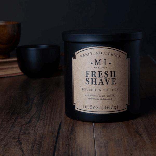 Duftkerze Fresh Shave - 467g