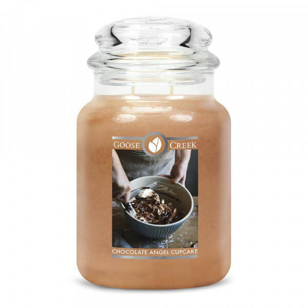 Goose Creek Candle Chocolate Angel Cupcake 680g 2-Docht Duftkerze