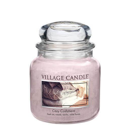 Village Candle Cozy Cashmere 453g