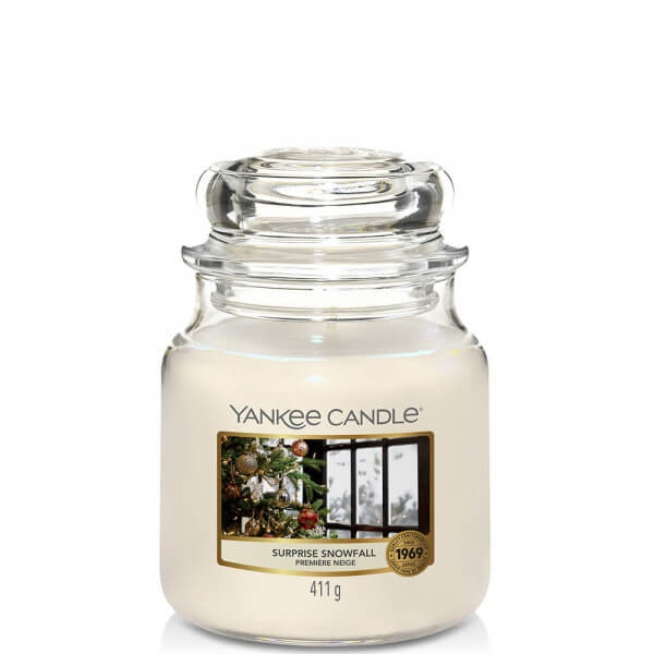Surprise Snowfall 411g von Yankee Candle