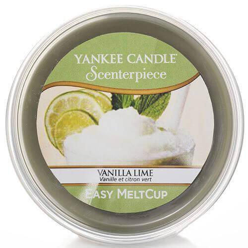 Easy MeltCup Vanilla Lime 61g