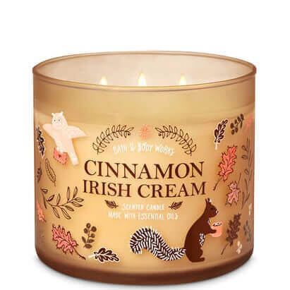 Cinnamon Irish Cream 411g