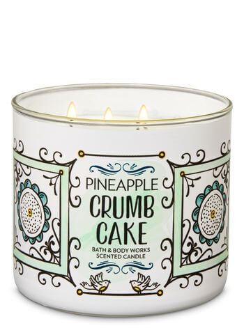 Pineapple Crumb Cake 411g