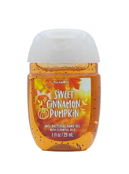 Hand-Desinfektionsgel - Sweet Cinnamon Pumpkin - 29ml