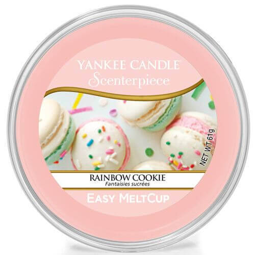 Rainbow Cookie Easy MeltCup 61g - Yankee Candle