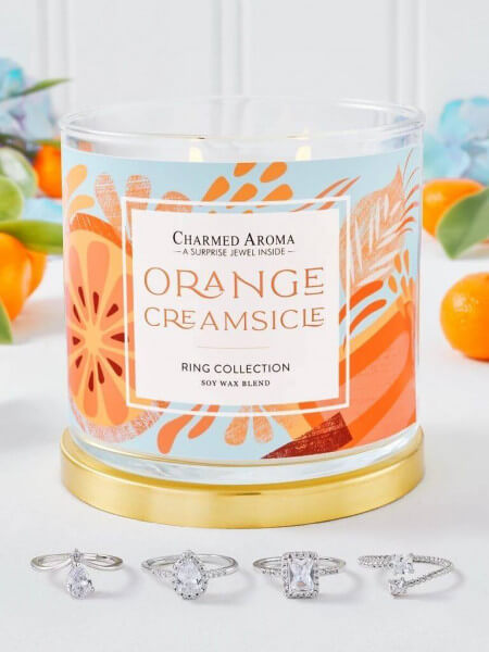 Orange Creamsicle (Ring)