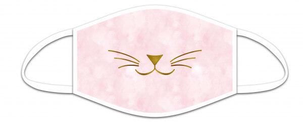 Mund-Nasen-Maske - Katzenschnäuzchen