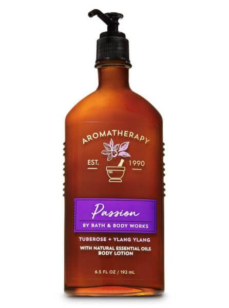Body Lotion - Aromatherapy - Passion - Tuberose & Ylang Ylang - 192ml