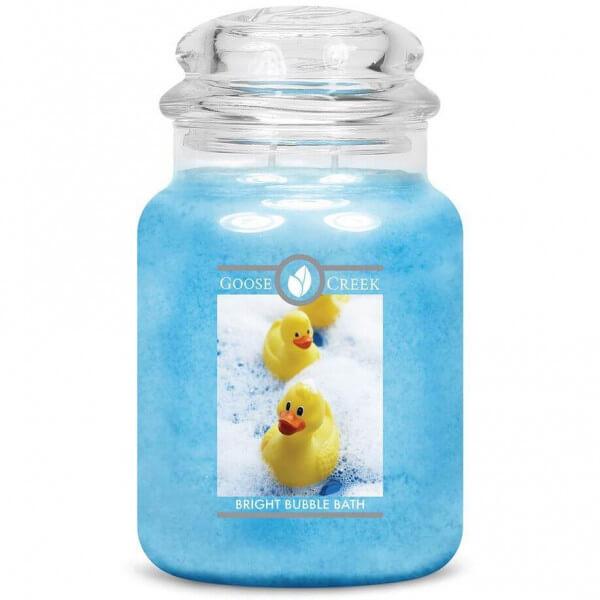 Goose Creek Candle Bright Bubble Bath 680g Jar