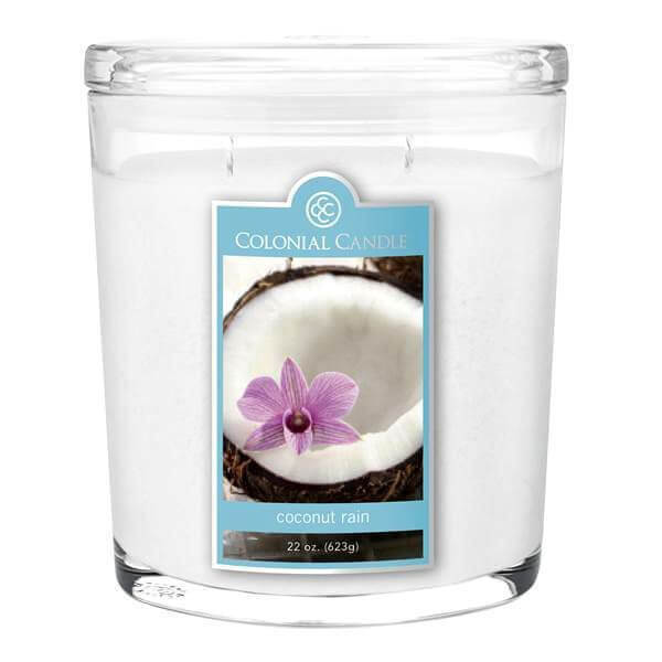 Colonial Candle Coconut Rain 623g