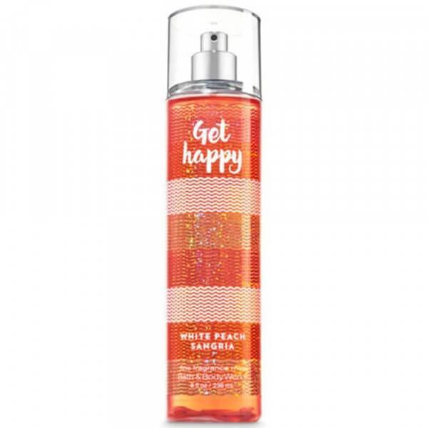 White Peach Sangria Bodyspray 236ml von Bath and Body Works online bestellen