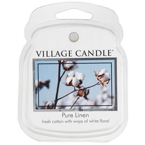 Village Candle Pure Linen 62g