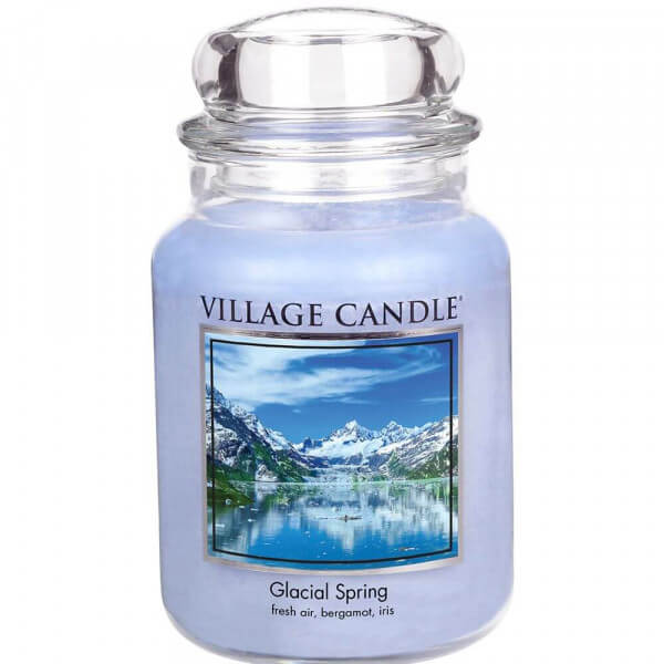 Village Candle Glacial Spring 645g