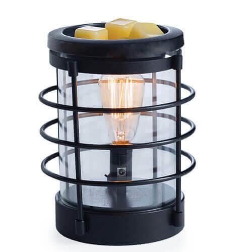 COASTAL Edison Bulb Duftlampe von Candle Warmers Deutschland