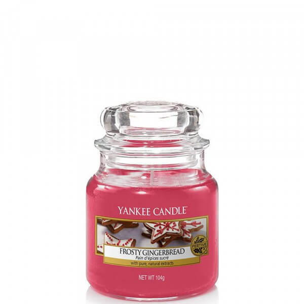 Frosty Gingerbread 104g von Yankee Candle